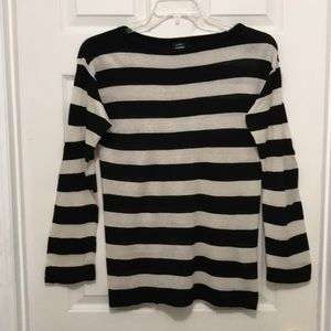 """French Girl Striped J. Crew Sweater! L. Bust 38"""""""